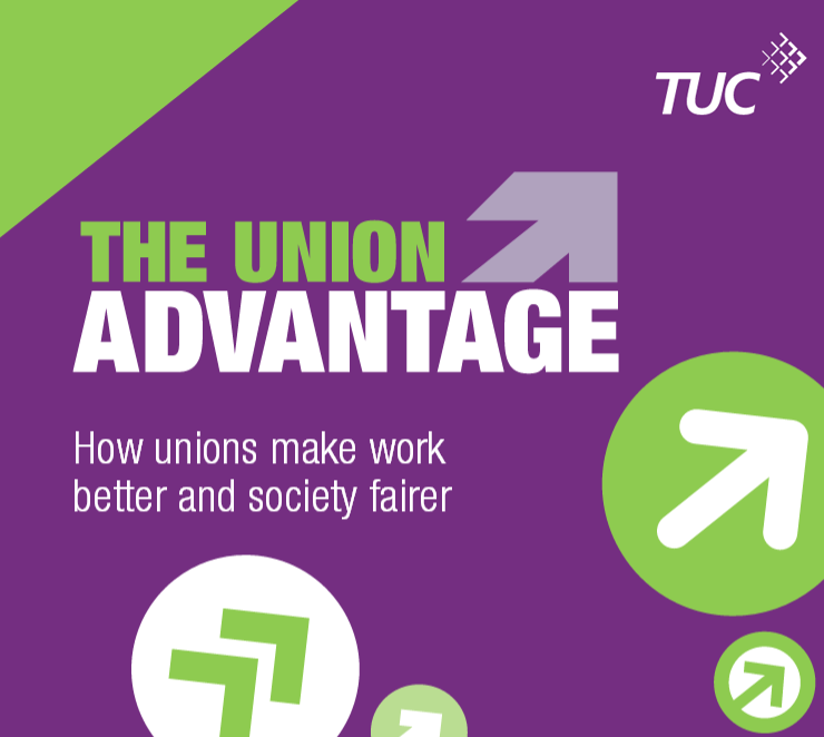 The Union Advantage: How unions make work better and society fairer