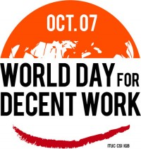 World Day for Decent Work 2011