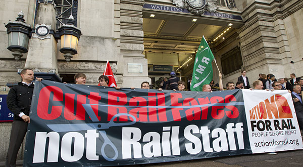 Action for Rail