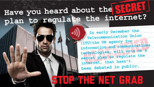 Stop the Net Grab