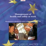 HSE code of practice booklet