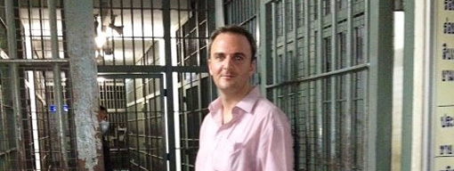 Labour rights activist Andy Hall