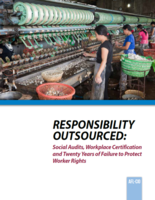 Responsibility Outsourced - AFL-CIO report cover