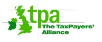 Taxpayers Alliance logo