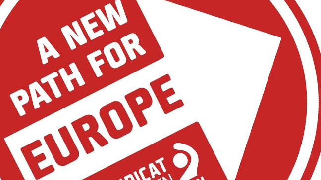 A new path for Europe