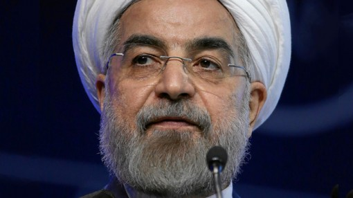 Iranian President Hasan Rouhani. Photo: World Economic Forum / swiss-image.ch / RÈmy Steinegger