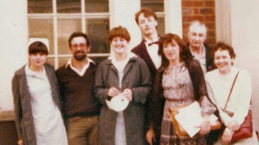 Tracey and colleagues in 1982