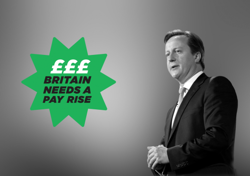 Cameron - Pay Rise