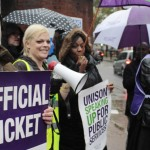 nhs strike