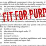 Trade Union Bill not fit for purpose