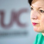 TUC General Secretary Frances O'Grady. Photo: Jess Hurd/reportdigital.co.uk