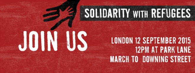 Solidarity with Refugees photo