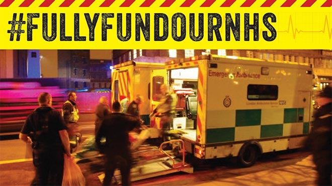 Fully Fund Our NHS