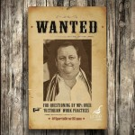 Mike Ashley wanted poster