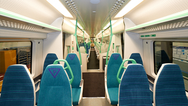 Photo credit: Department for Transport Flickr - New Southern Trains
